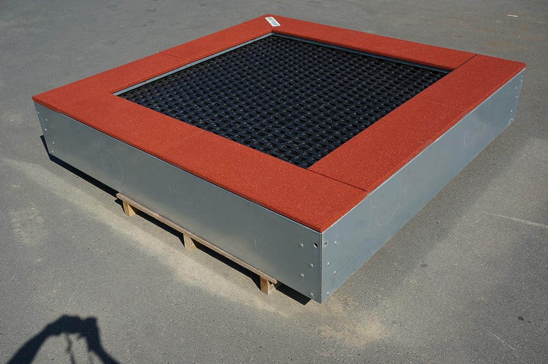 Trampolin 2014 Premium-Bausatz-Kit – Bodentrampolin kaufen