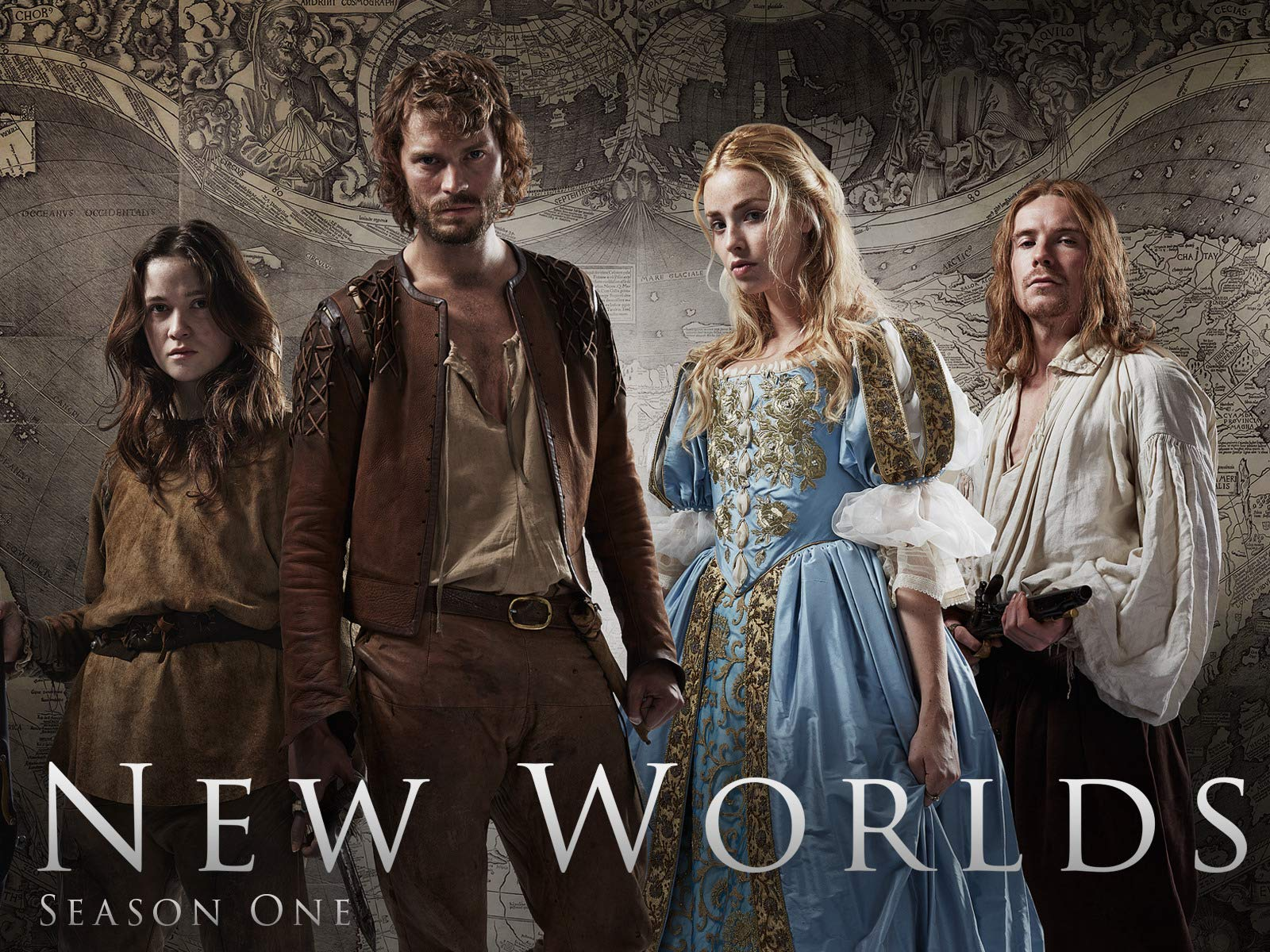 New Worlds on Amazon Prime Instant Video UK