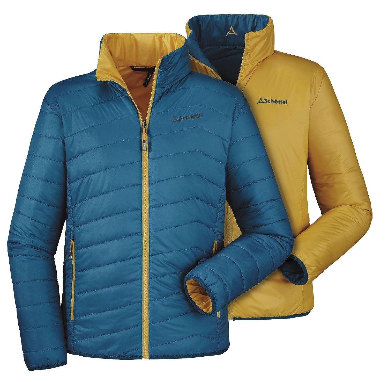 Schöffel M Tanner – Imperial Blue – – Warme wendbare Herren Ventloft® Isolationsjacke online bestellen