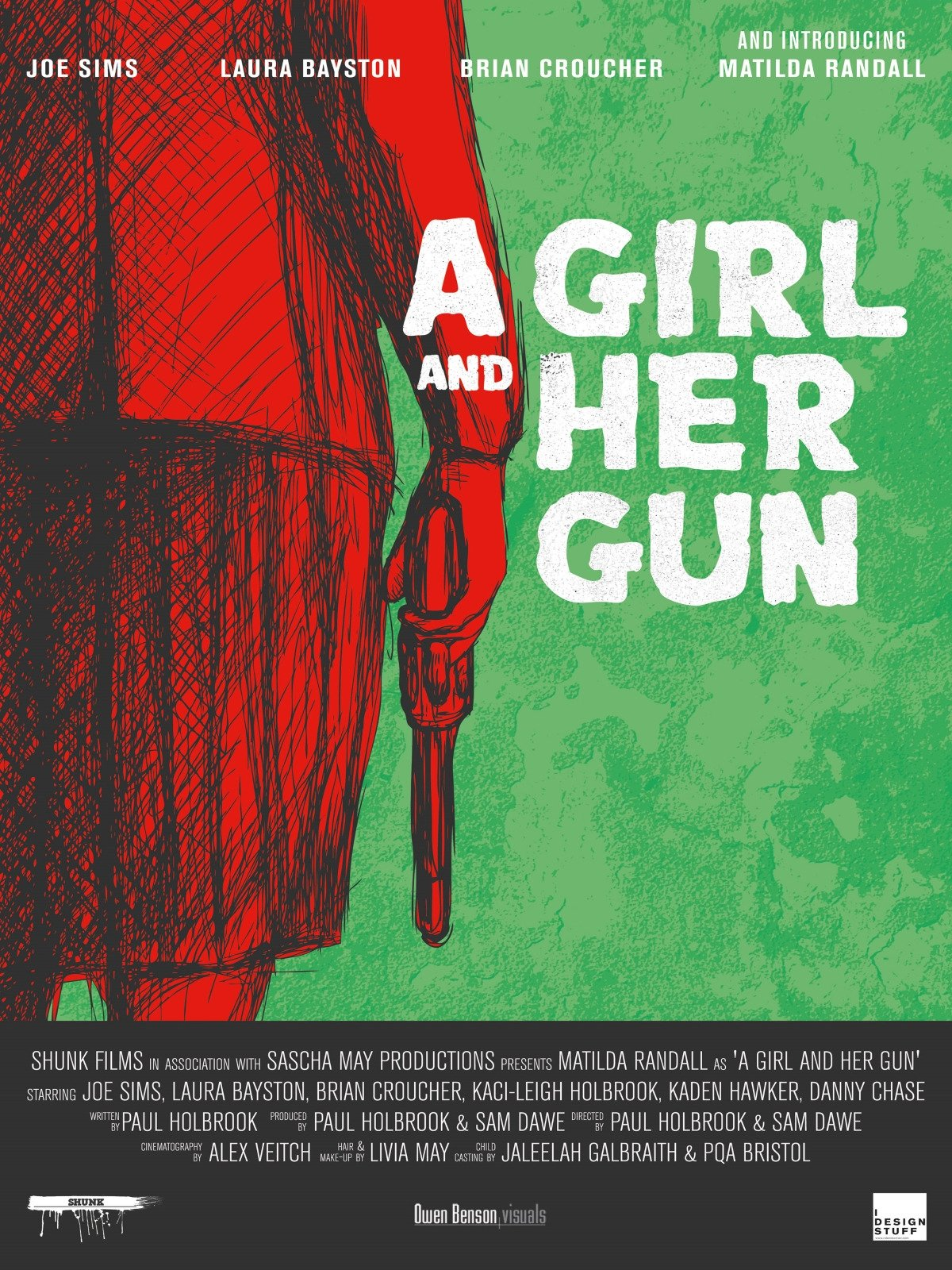 A Girl and Her Gun