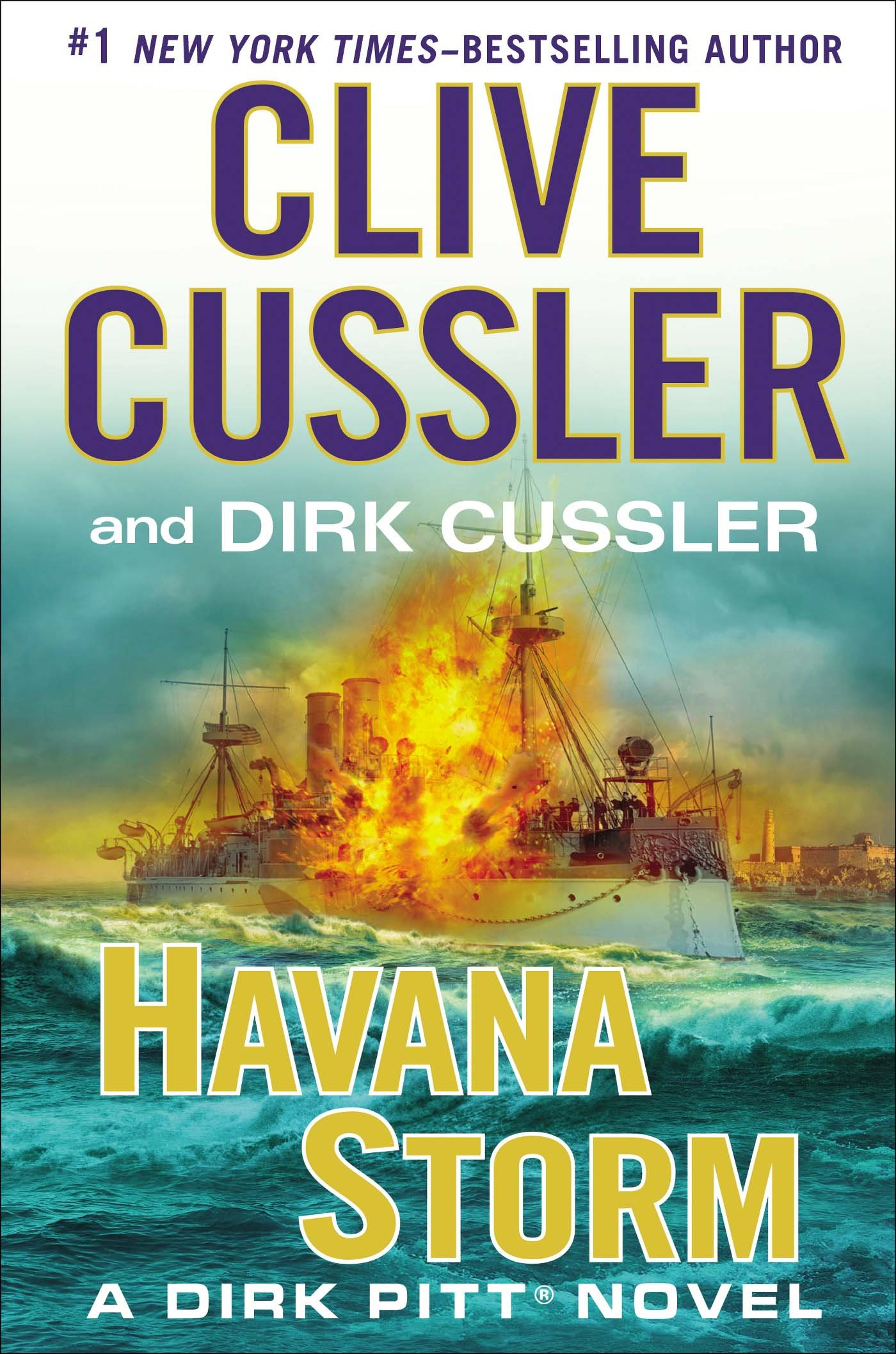 Havana Storm by Clive and Dirk Cussler - Hibbing Public Library