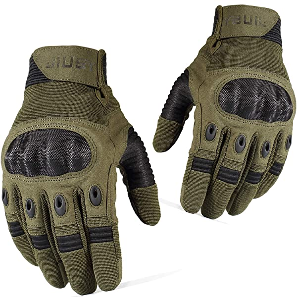 Motorbike Racing COFIT Motorcycle Riding Gloves for Men ATV Riding Hiking and Other Outdoor Sports Combat M//L//XL Climbing Tactical Gloves for Army