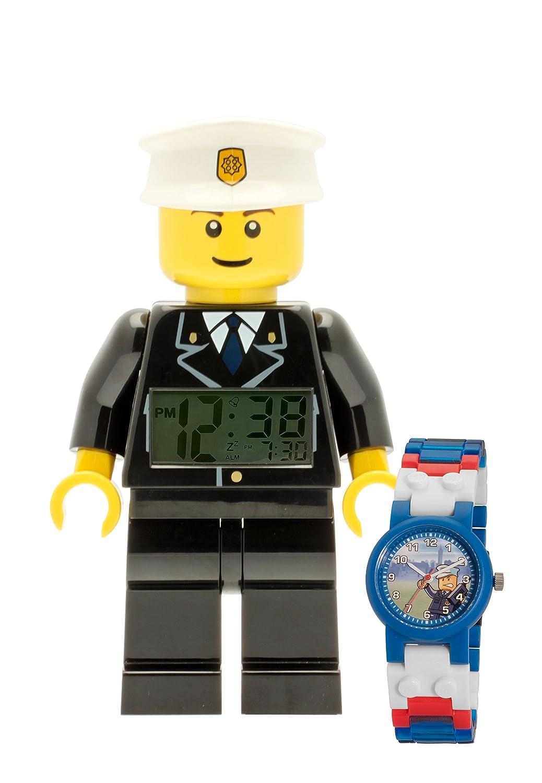 LEGO® City Polizei Wecker und Armbanduhr Bündel jetzt kaufen