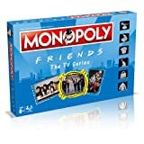 Monopoly - Friends (Color: Multi-colored)