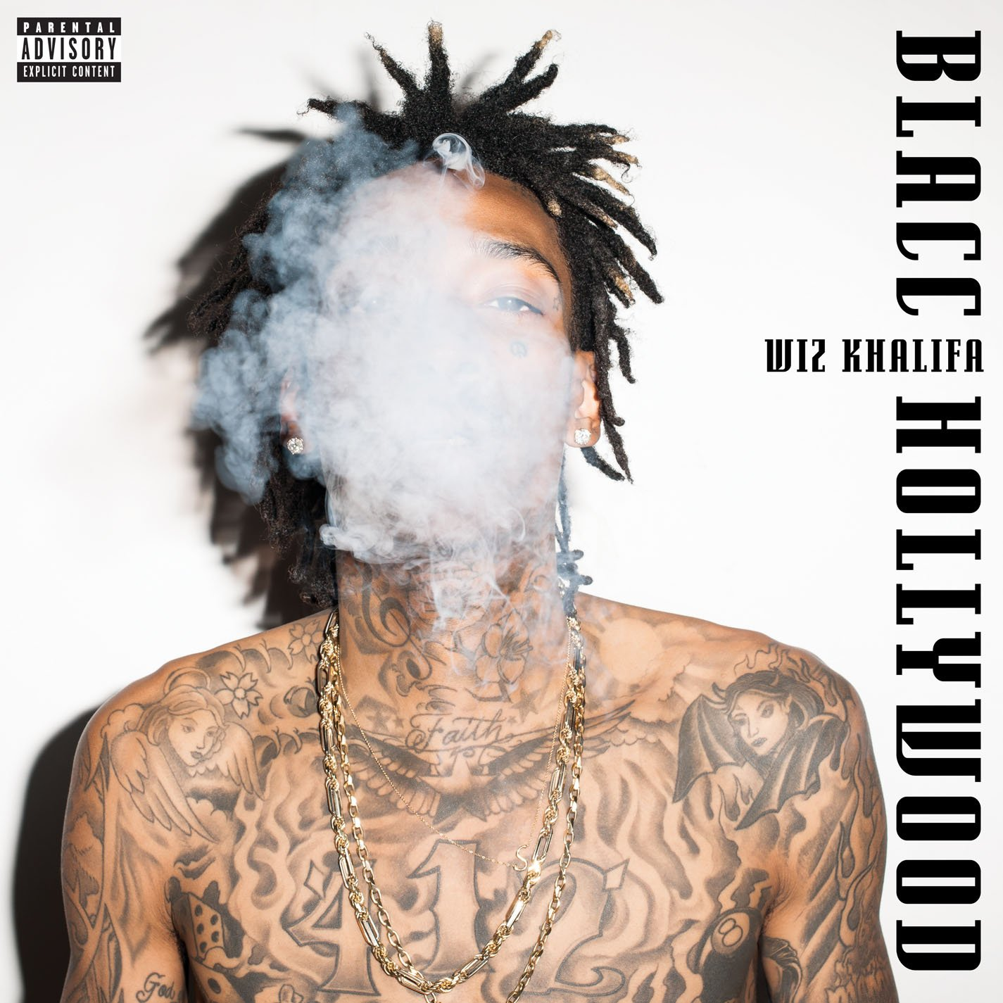 WIZ KHALIFA BLACC HOLLYWOOD (DELUXE EDITION) (2014) NEW ...