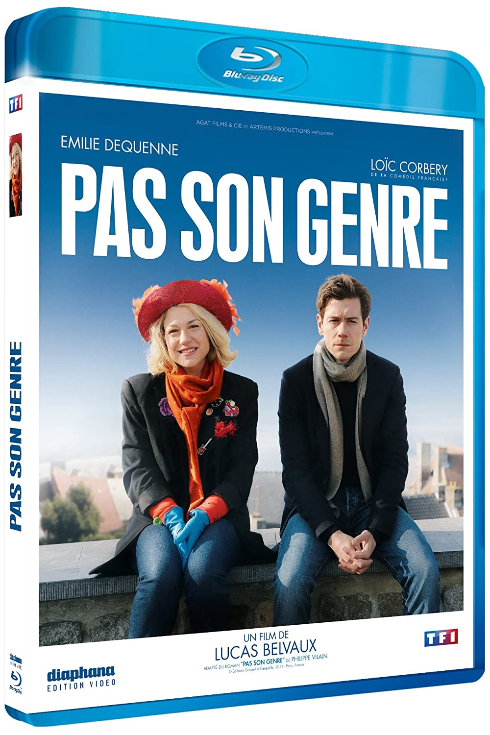 Pas son genre (2014) [BLURAY 720p]