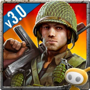 FRONTLINE COMMANDO: D-DAY (Kindle Tablet Edition) from Glu Mobile Inc.
