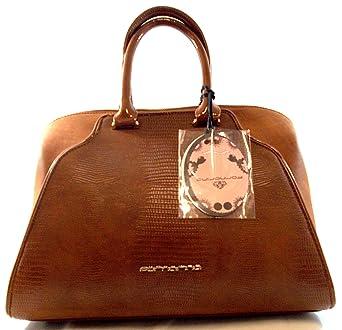 4f0621aa8b Fornarina Borsa Mano Tracolla Miriel Doctor Bag Cm 36x28x17 Camel  AIFBMI044UVB8500: Abbigliamento: Trovare sconto !: