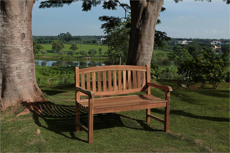 Teak Gartenbank 120 cm online kaufen