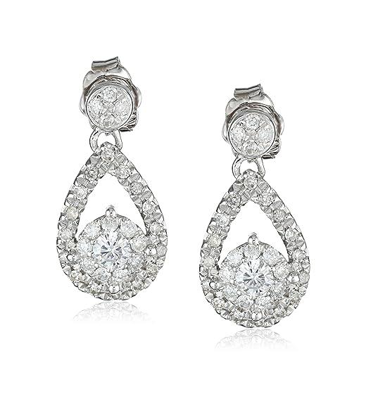 50% or More Off <br>Diamond Earrings