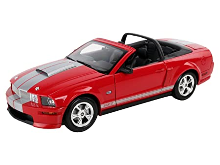 REVELL - 09083 - 08 Shelby GT Convertible, rouge
