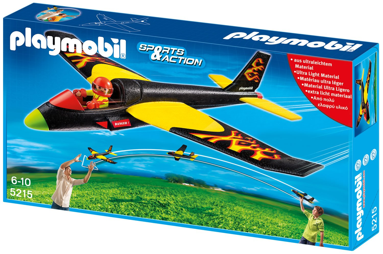 PLAYMOBIL® Fire Flyer (5215)