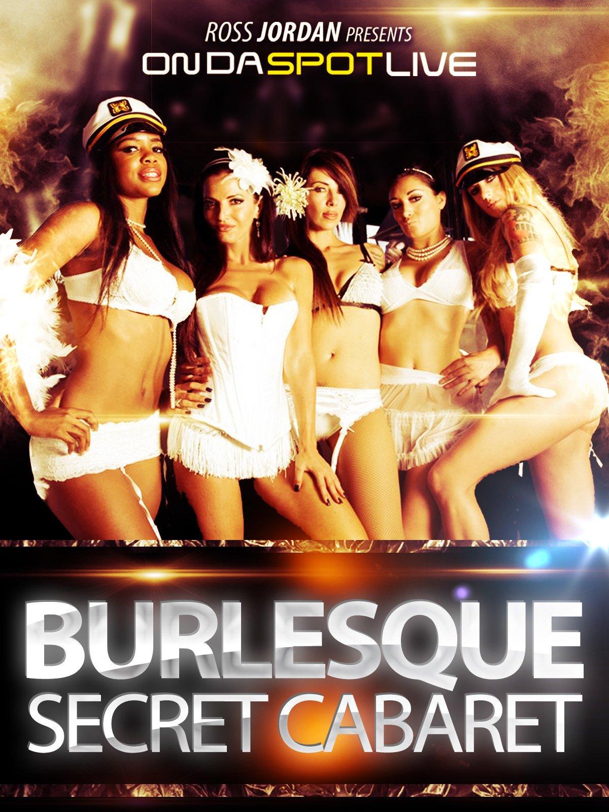 Burlesque the Secret Cabaret