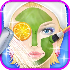 Summer girls spa - girls games by 6677g ltd