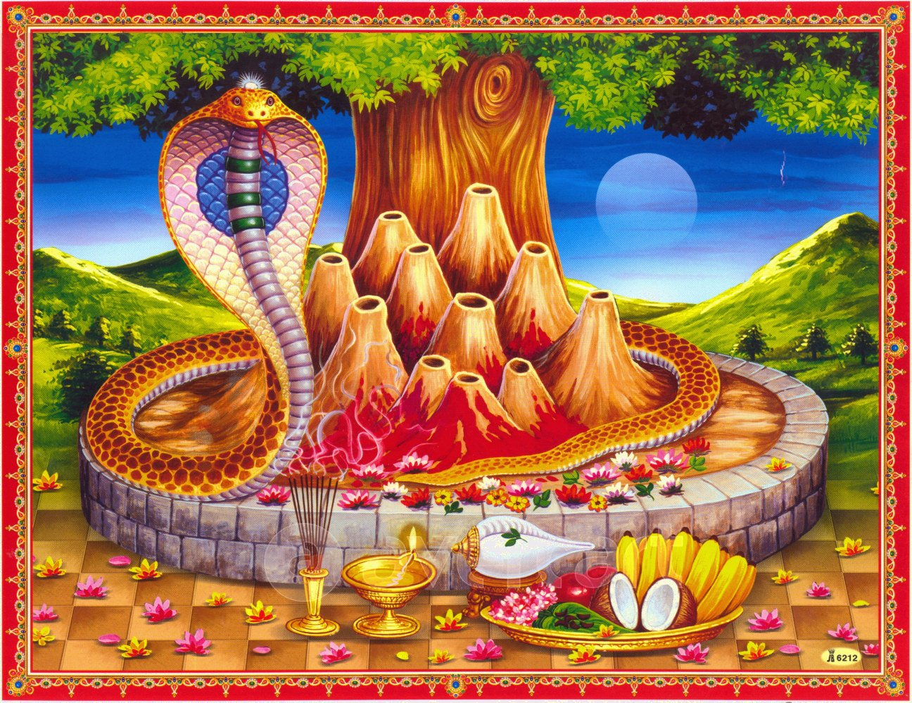 Shubh Nag Panchami Images for free download