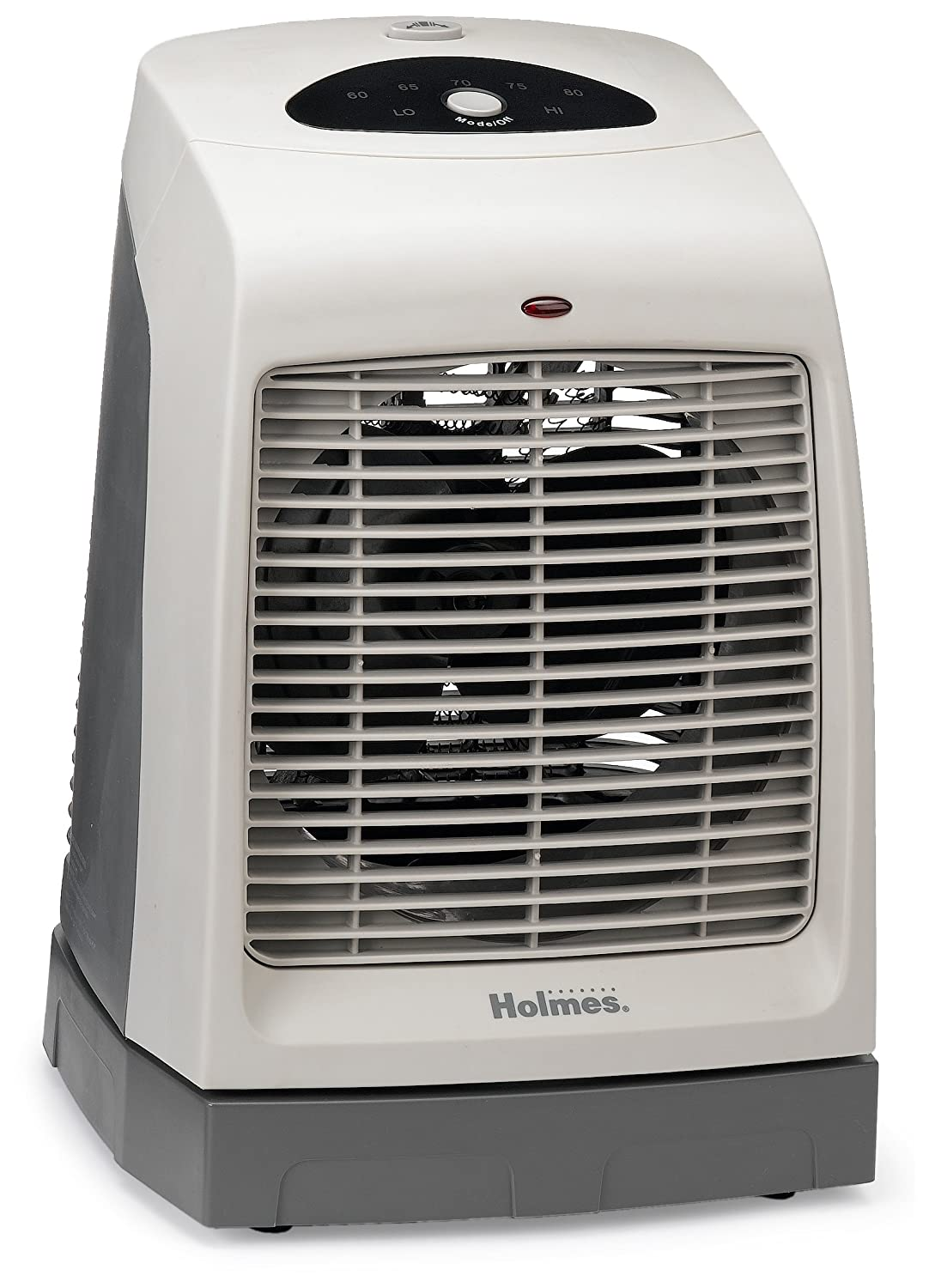 Holmes Hfh5606 Um Oscillating Heater Fan With 1touch Digital Thermostat Space Heaters