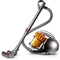 Dyson DC39 Multi Floor Bagless Canister Vacuum Cleaner (Yellow) - Factory Reconditioned