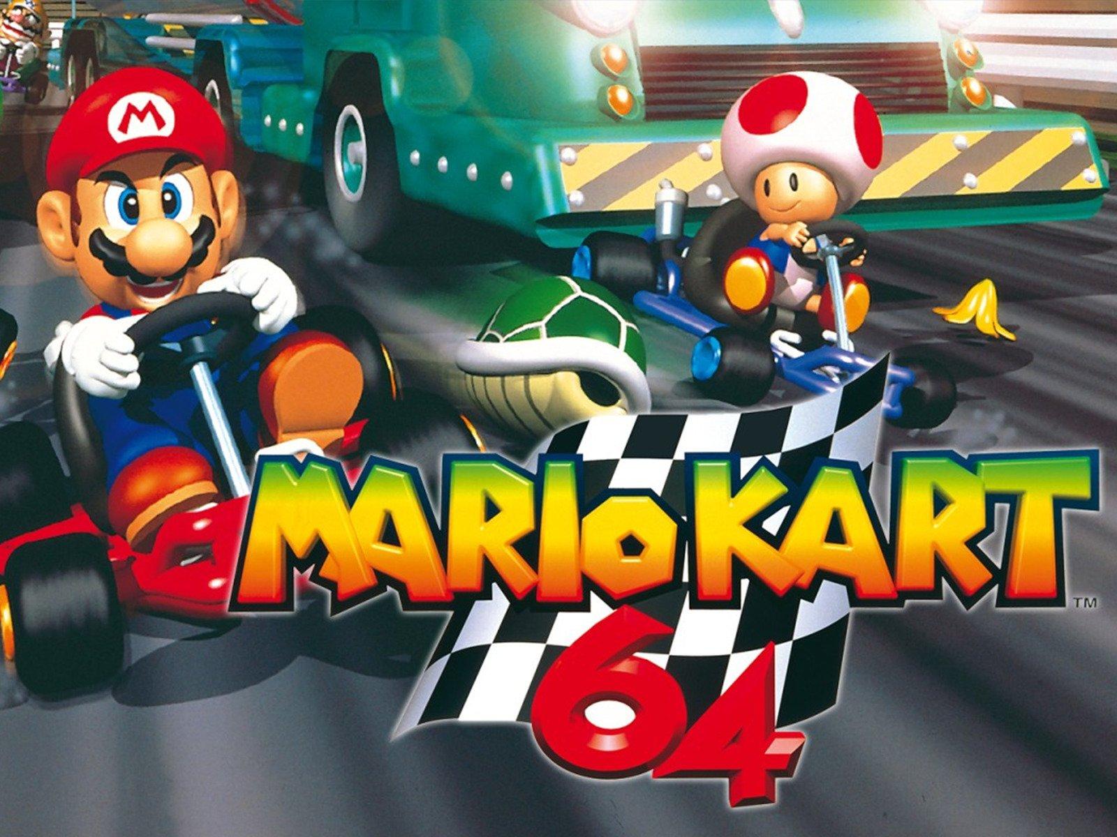 Clip: Mario Kart 64 - Season 1