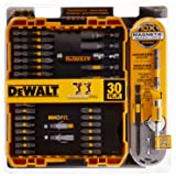 DEWALT DWA2SLS30 MAXFIT(TM) Screw Lock Set (30-Piece; with Sleeve) (Color: Silver)