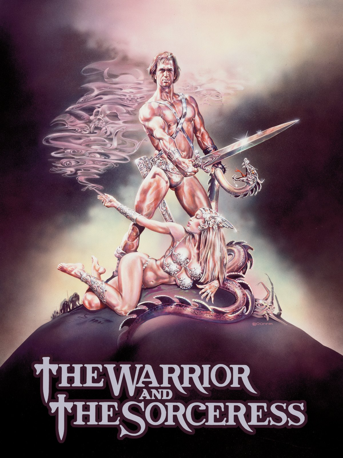 The Warrior And The Sorceress on Amazon Prime Video UK