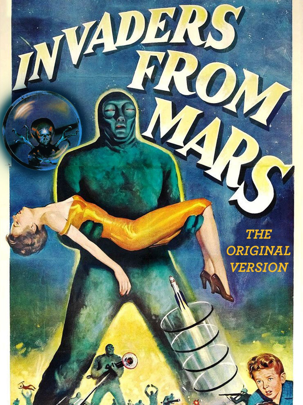 Invaders From Mars: The Original Version on Amazon Prime Video UK