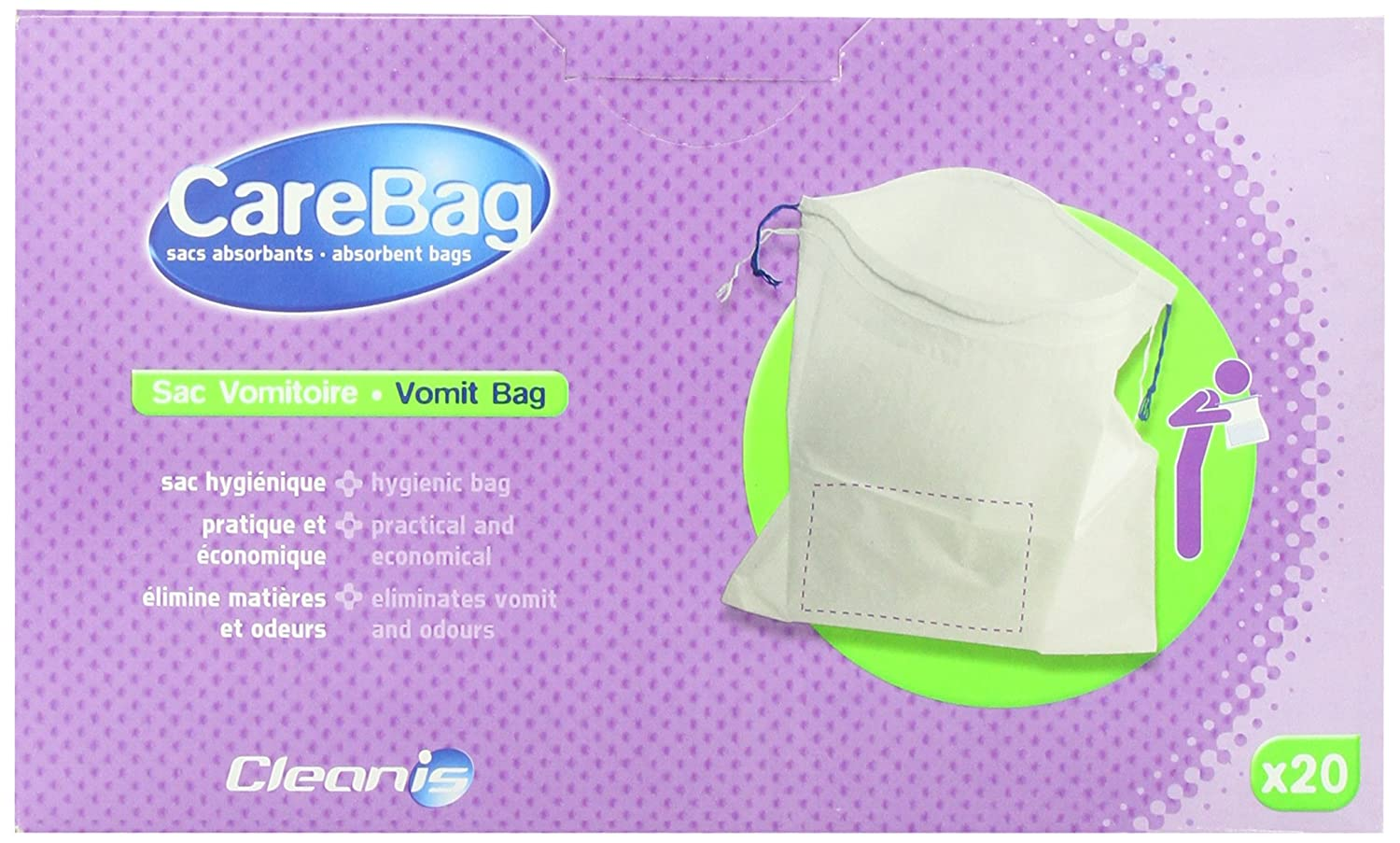 vomit bag for chemo kit