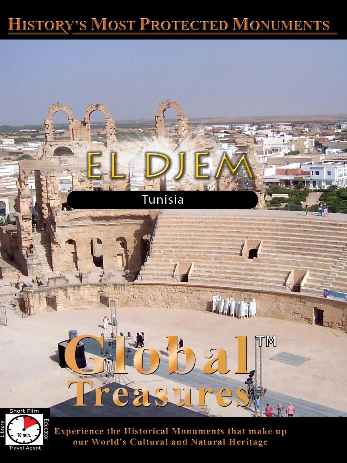Global Treasures - El Djem - Tunisia on Amazon Prime Video UK