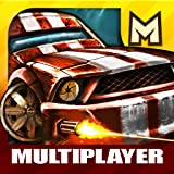 Road Warrior Free: top car racing meets guns game - by Mobjoy Best Free Games