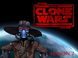 Star Wars: The Clone Wars Season 2 [HD]