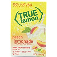 10-Count True Lemon Lemonade Stick Pack (Peach)