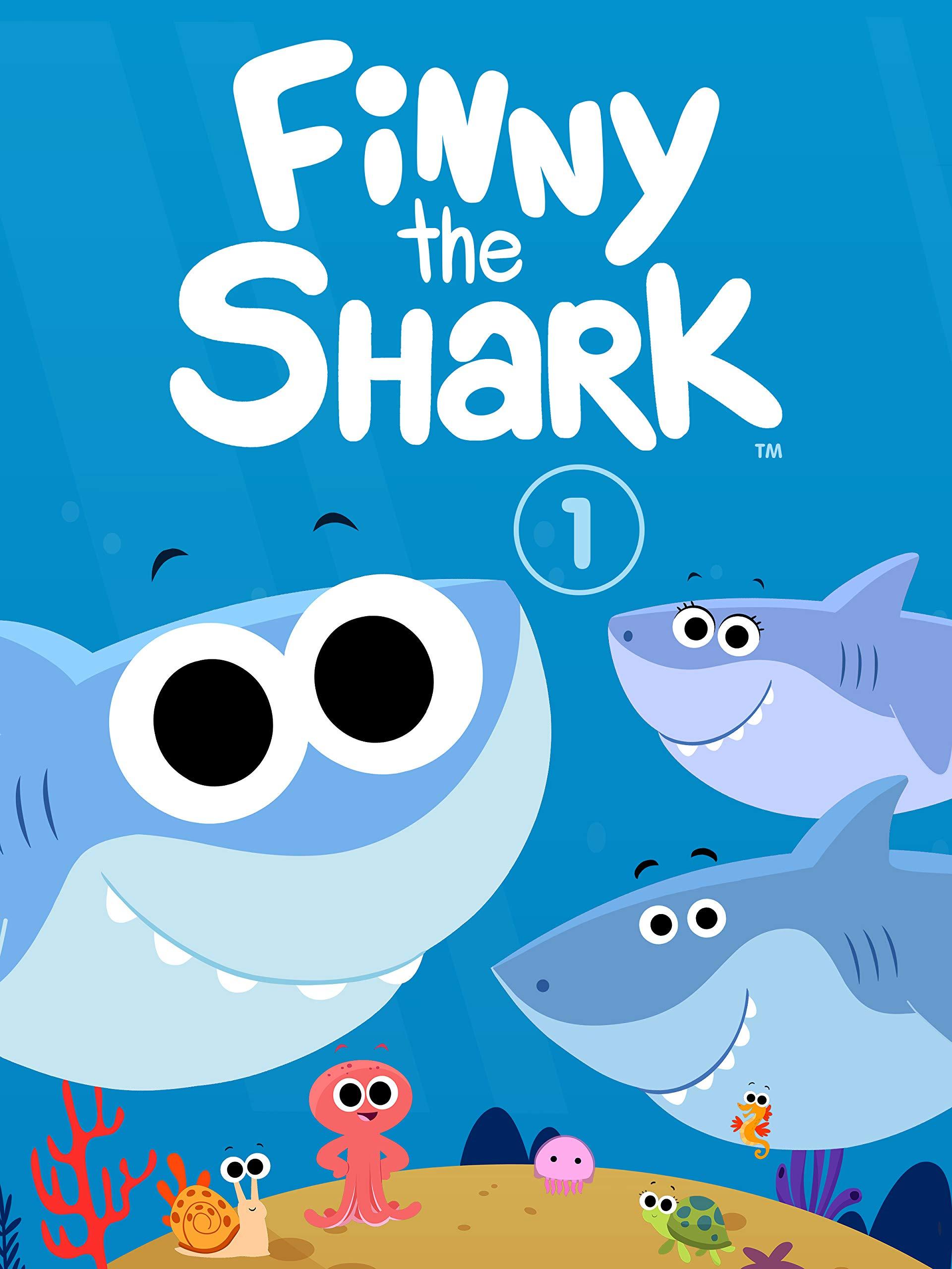 Finny The Shark 1