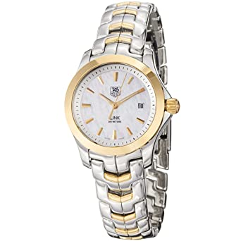 TAG Heuer Women's WJF1352.BB0581 Two-Tone Link Quartz Watch