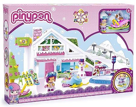 Famosa - 700009684 - Mini-Poupée - Pinypon - Le Chalet