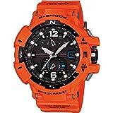 G-Shock GWA1100R Aviation Series Stylish Watch - Orange / One Size