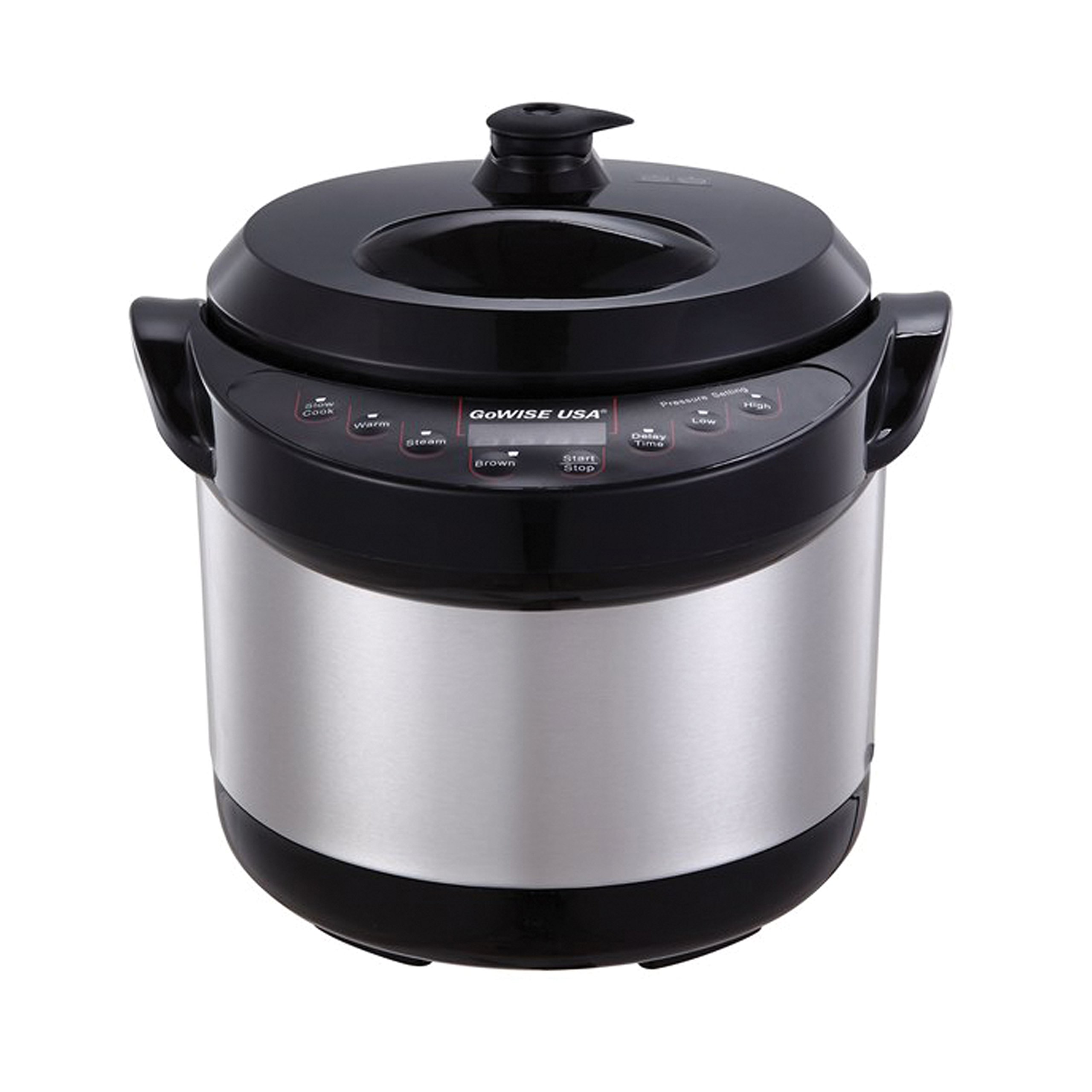 Electric Pressure Cooker With Stainless Steel Insert Photos