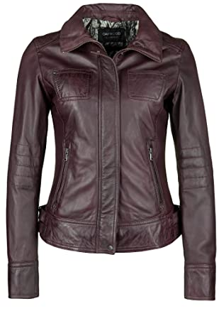 OAKWOOD Damen Lederjacke POLLY
