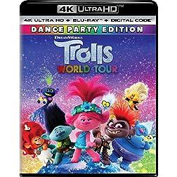 Trolls World Tour [4K Ultra HD + Blu-ray]