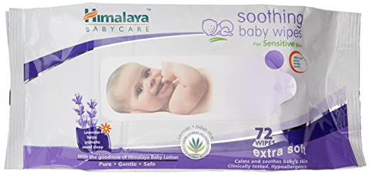 Image result for Himalaya Herbal Soothing Baby Wipes