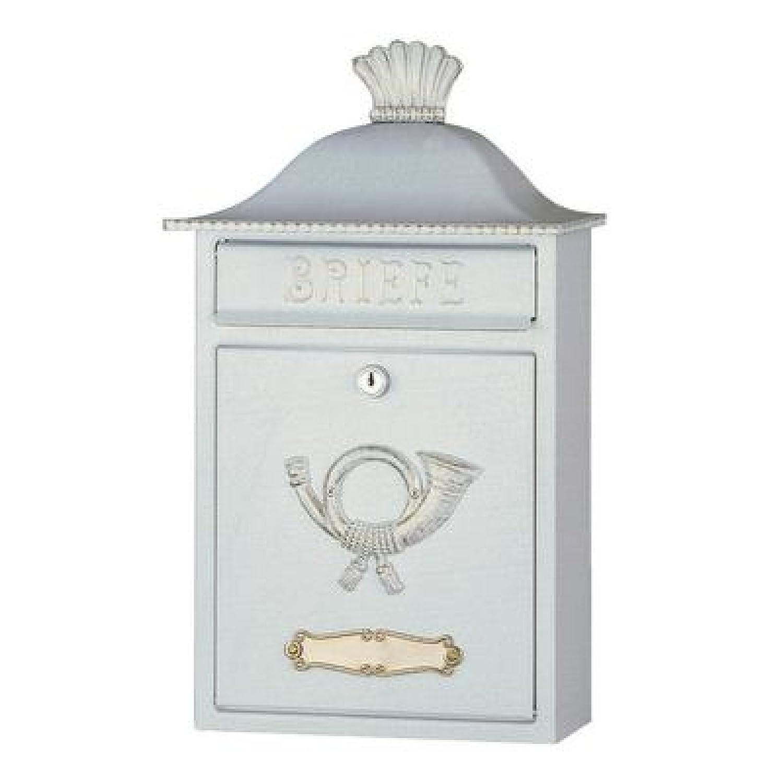Heibi Verzink. Stahlblech Briefkasten MERENO 64063-008 online kaufen