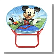 Disney Mickey Mouse Saucer Chair
