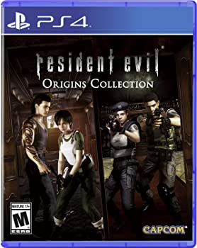 Resident Evil Origins Collection for PS 4