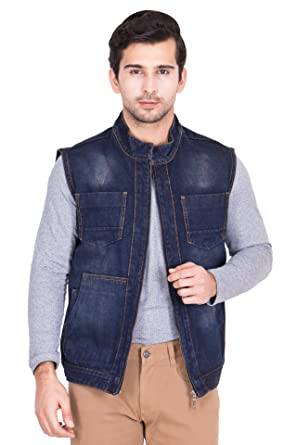 half sleeve jackets for mens