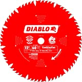Diablo D1260X Combination Saw Blade (Color: As the picture shown, Tamaño: 1)