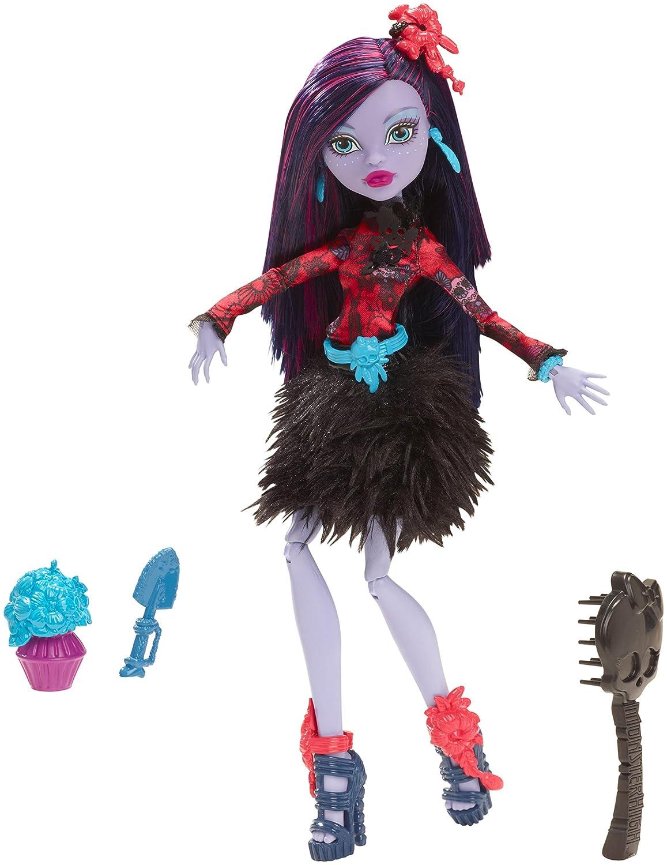 Monster High Gloom n Bloom Jane Boolittle Doll