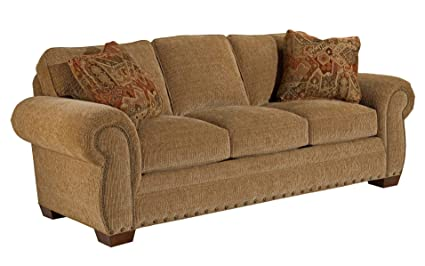 Broyhill Cambridge Sofa - 5054-3Q1(Fabric 8298-12E/8296-79P)