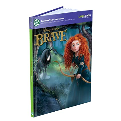 LeapFrog – Tag – Book – Disney Pixar Brave – Edition Anglaise (Import UK)