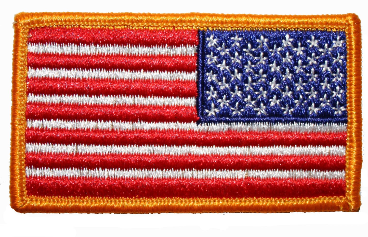 Us army flag patch placement bustermaster for Proper placement of american flag