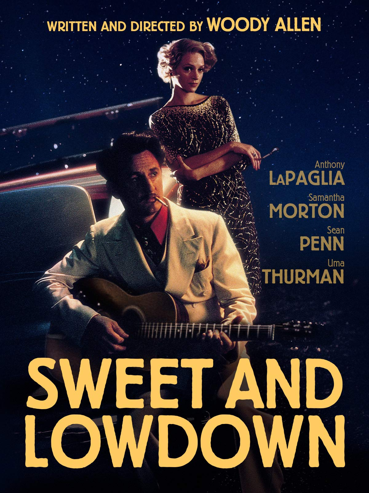 Sweet and Lowdown on Amazon Prime Video UK