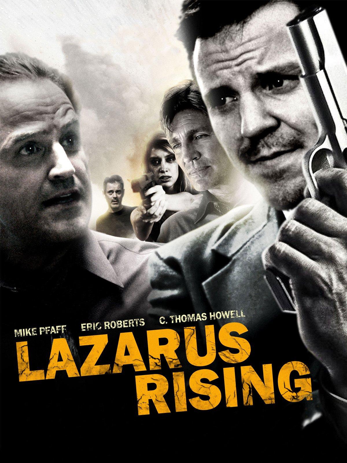 Lazarus Rising on Amazon Prime Video UK