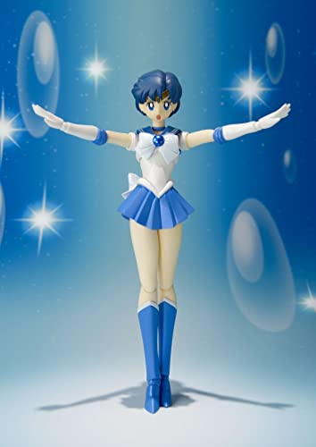 Sailor Moon : Ami Mizuno Sailor Mercury S.H. Figuarts Action Figure